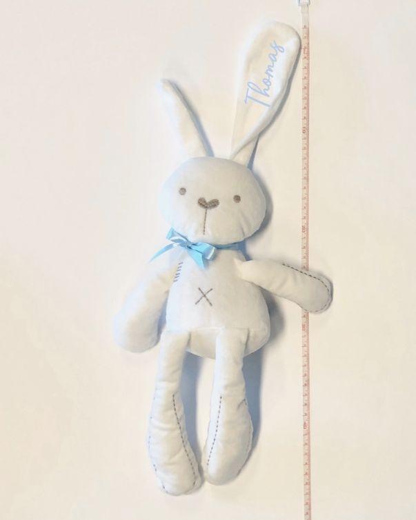 Knuffel konijn met naam