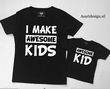 Vader en kind T-shirts