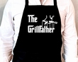 Keukenschort ´The Grillfather´