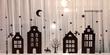 Sinterklaas decoratie | Herbruikbare raamstickers 'SINT'