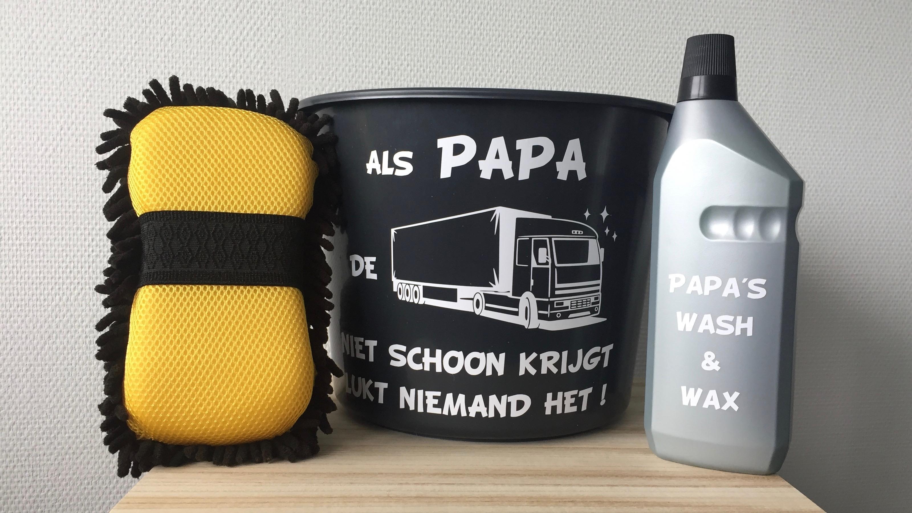 Papa & Opa cadeaus